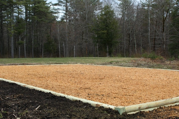 How To Install A Playground Border, How To Build A Playground Border